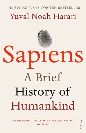SAPIENS. A BRIEF HISTORY OF HUMANKIND