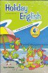HOLIDAY ENGLISH 4º PRIMARIA