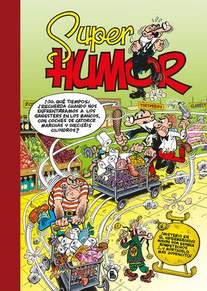 SÚPER HUMOR MORTADELO. Nº66: ¡MISTERIO EN EL HIPERMERCADO!