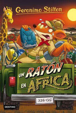 GERONIMO STILTON. Nº62: UN RATÓN EN ÁFRICA