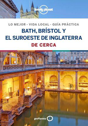 BATH, BRÍSTOL Y EL SUROESTE DE INGLATERRA DE CERCA 1
