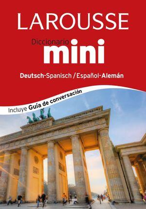 DICCIONARIO MINI ESPAÑOL-ALEMÁN / DEUTSH-SPANISCH
