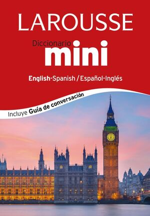 DICCIONARIO MINI ESPAÑOL-INGLÉS / INGLÉS-ESPAÑOL