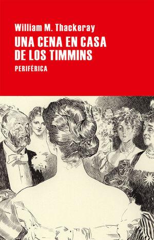 CENA EN CASA DE LOS TIMMINS, UNA
