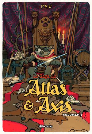 SAGA DE ATLAS Y AXIS, LA. Nº3