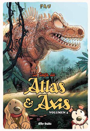 SAGA DE ATLAS Y AXIS, LA. Nº4