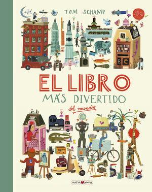 LIBRO MÁS DIVERTIDO DEL MUNDO, EL