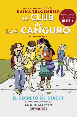 EL CLUB DE LAS CANGURO 2: EL SECRETO DE STACEY