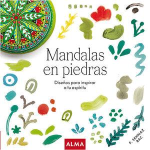 MANDALAS EN PIEDRAS