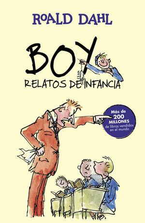 BOY. RELATOS DE INFANCIA