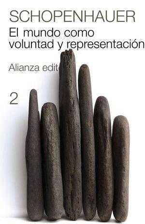 MUNDO COMO VOLUNTAD Y REPRESENTACIÓN, EL. Nº2
