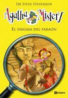 AGATHA MISTERY. Nº1: EL ENIGMA DEL FARAÓN