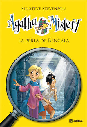 AGATHA MISTERY. Nº2: LA PERLA DE BENGALA
