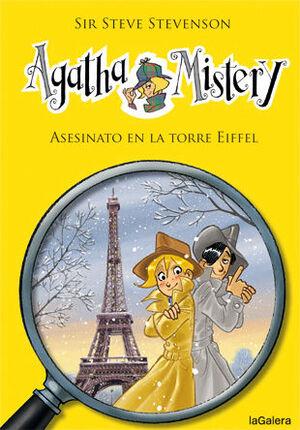 AGATHA MISTERY. Nº5: ASESINATO EN LA TORRE EIFFEL
