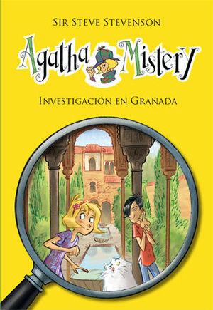 AGATHA MISTERY. Nº12: INVESTIGACIÓN EN GRANADA