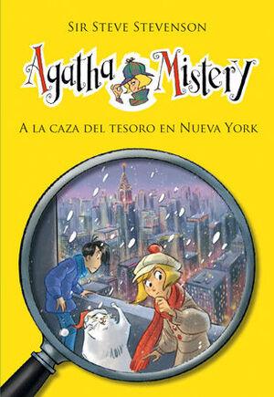 AGATHA MISTERY. Nº14: A LA CAZA DEL TESORO EN NUEVA YORK