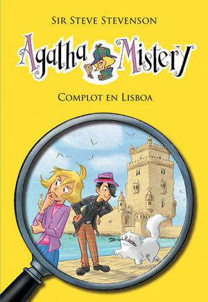 AGATHA MYSTERY. Nº18: COMPLOT EN LISBOA