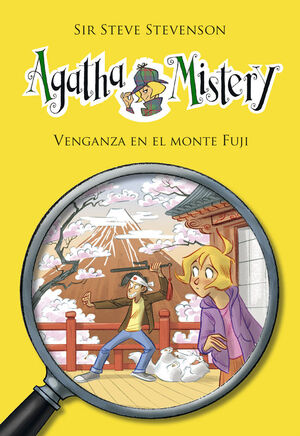 AGATHA MISTERY. Nº24: VENGANZA EN EL MONTE FUJI