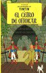 TINTÍN. Nº8: EL CETRO DE OTTOKAR