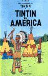 TINTÍN. EN AMÉRICA