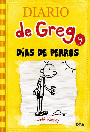 DIARIO DE GREG. Nº4: DÍAS DE PERROS