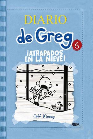 DIARIO DE GREG. Nº6: ATRAPADOS EN LA NIEVE