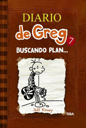 DIARIO DE GREG. Nº7: BUSCANDO PLAN...