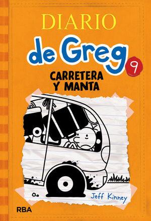 DIARIO DE GREG. Nº9: CARRETERA Y MANTA