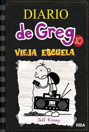 DIARIO DE GREG. Nº10: VIEJA ESCUELA