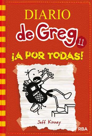 DIARIO DE GREG. Nº11: ¡A POR TODAS!
