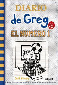 DIARIO DE GREG. Nº16: EL NÚMERO 1