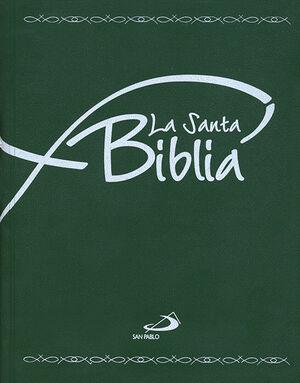 LA SANTA BIBLIA (BOLSILLO CON UÑEROS)