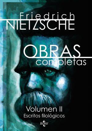 OBRAS COMPLETAS. VOLUMEN II: ESCRITOS FILOLÓGICOS