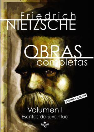 OBRAS COMPLETAS. Nº1: ESCRITOS DE JUVENTUD