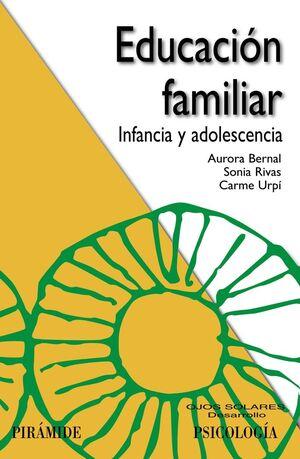 EDUCACIÓN FAMILIAR