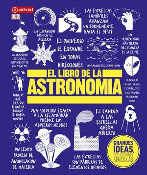 LIBRO DE LA ASTRONOMÍA, EL