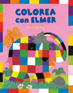 COLOREA CON ELMER