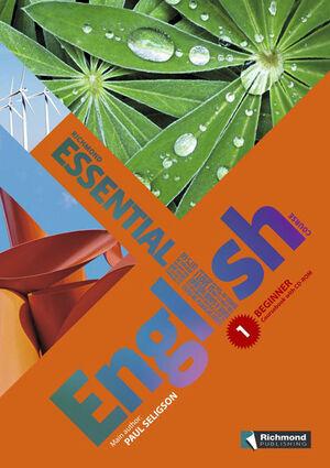 ESSENTIAL ENGLISH Nº1 BEGINNER STUDENT PACK