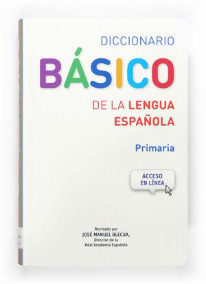 DICCIONARIO BÁSICO PRIMARIA RAE