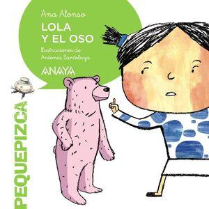 LOLA Y EL OSO