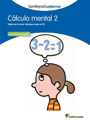 CUADERNO CÁLCULO MENTAL Nº2