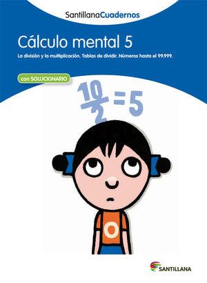 CUADERNO CÁLCULO MENTAL Nº5
