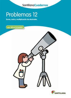 CUADERNO PROBLEMAS Nº12