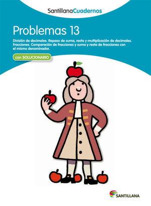 CUADERNO PROBLEMAS Nº13