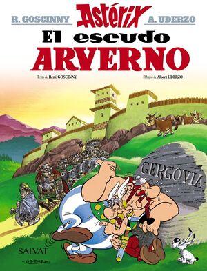 EL ESCUDO ARVERNO