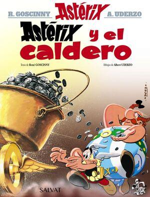 ASTÉRIX. Nº13: ASTÉRIX Y EL CALDERO