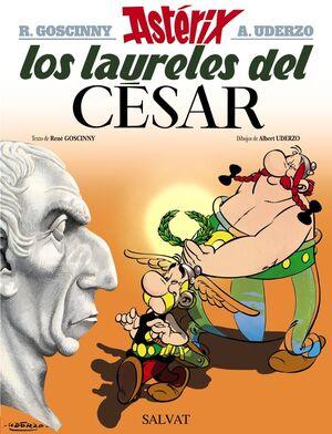 LOS LAURELES DEL CÉSAR