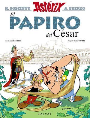 ASTÉRIX. Nº36: EL PAPIRO DEL CÉSAR