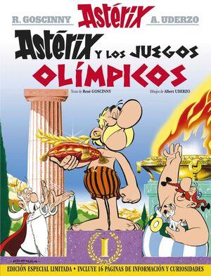 ASTÉRIX. Nº12: ASTÉRIX Y LOS JUEGOS OLÍMPICOS (ED. ESPECIAL LIMITADA)
