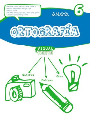 ORTOGRAFÍA 6.